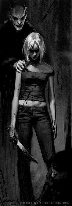 Ireen 'Blackfire' Menethil