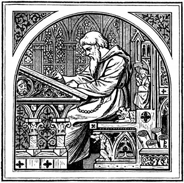 Archdeacon Danelus of Estag, Chronicler I