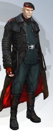 Commandant Lorn Cyone