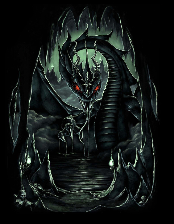 Chargammon the Black