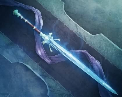 Wolfhaven's Olaran Two-handed Sword