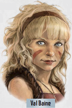 Val Baine (Elenora Ghartone)