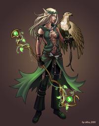 Druid Okha