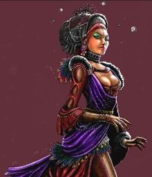 Lady Tanae Borella