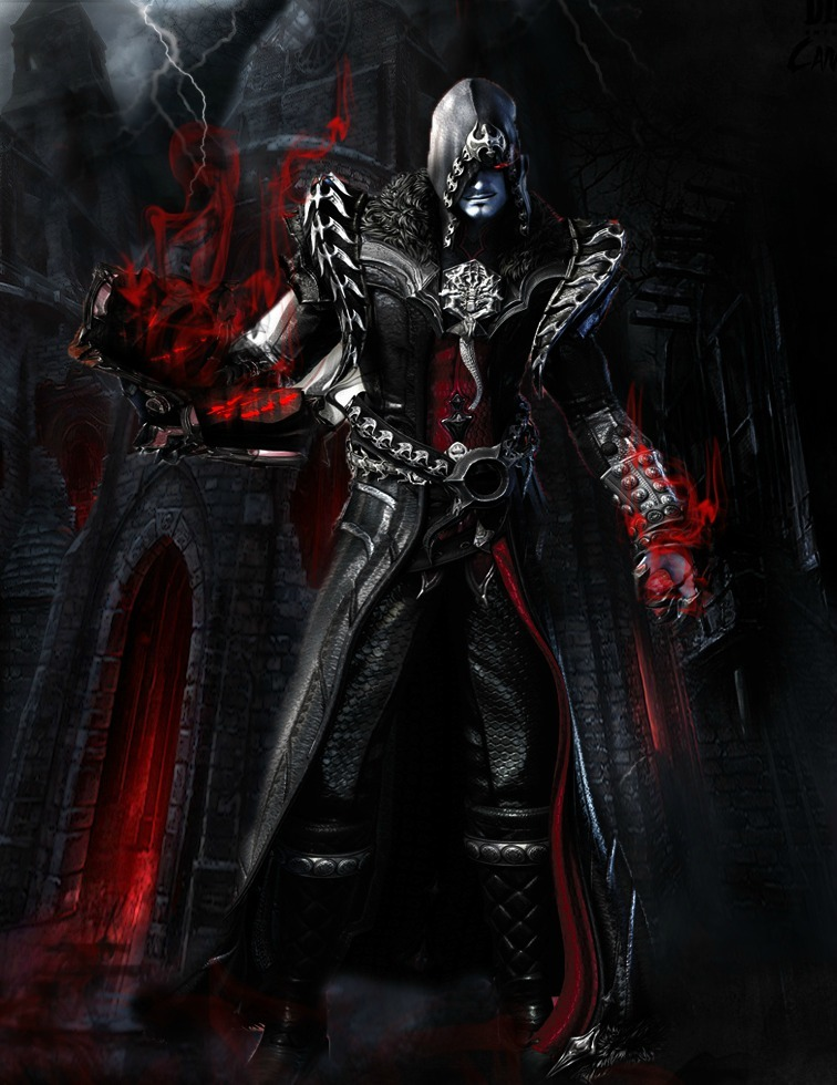 "Emmerick ""The Impaler"" the Inquisitor of Asmodeus"