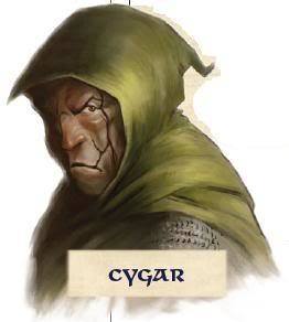 Cygar the Pathfinder