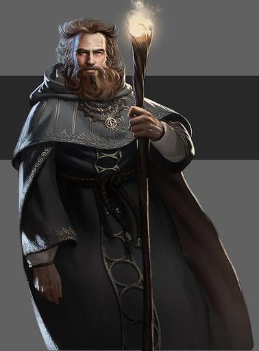 Fr. Prasst the High Priest