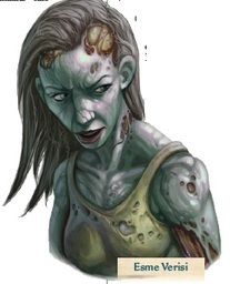 Esme Verisi the Undead Bride