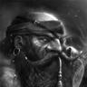 Captain Walren of the Black Mist