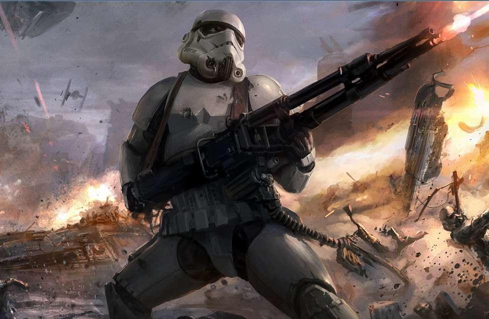 Stormtrooper Sgt.