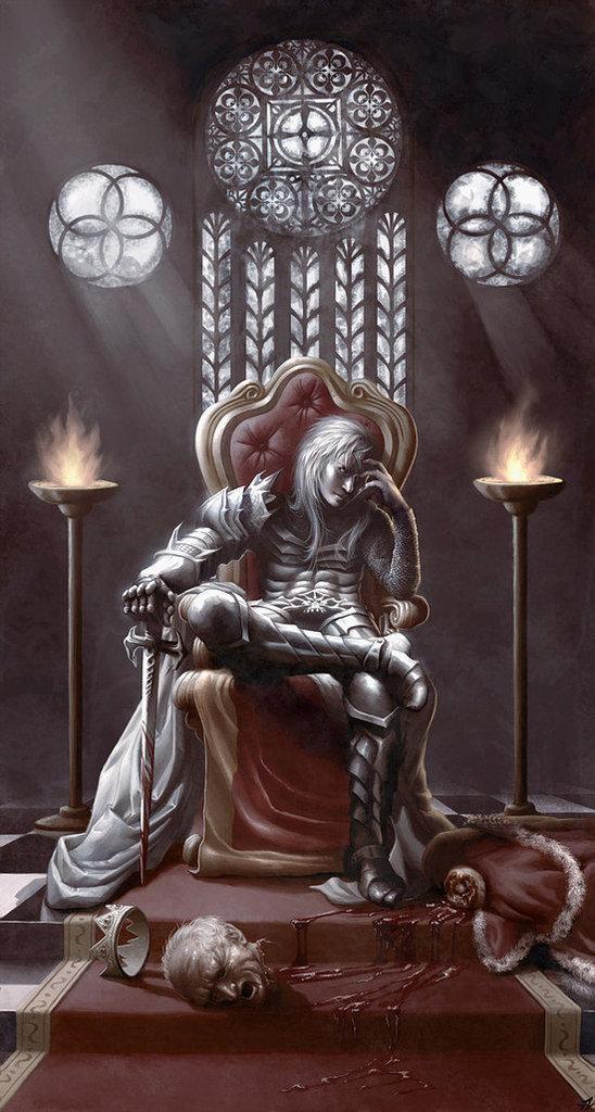 King Wilhelm L'espirit