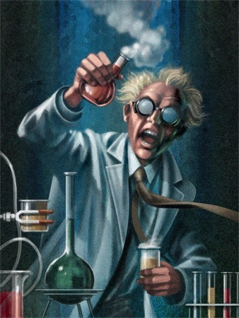 Dr. Gregor Schratchenschniff's