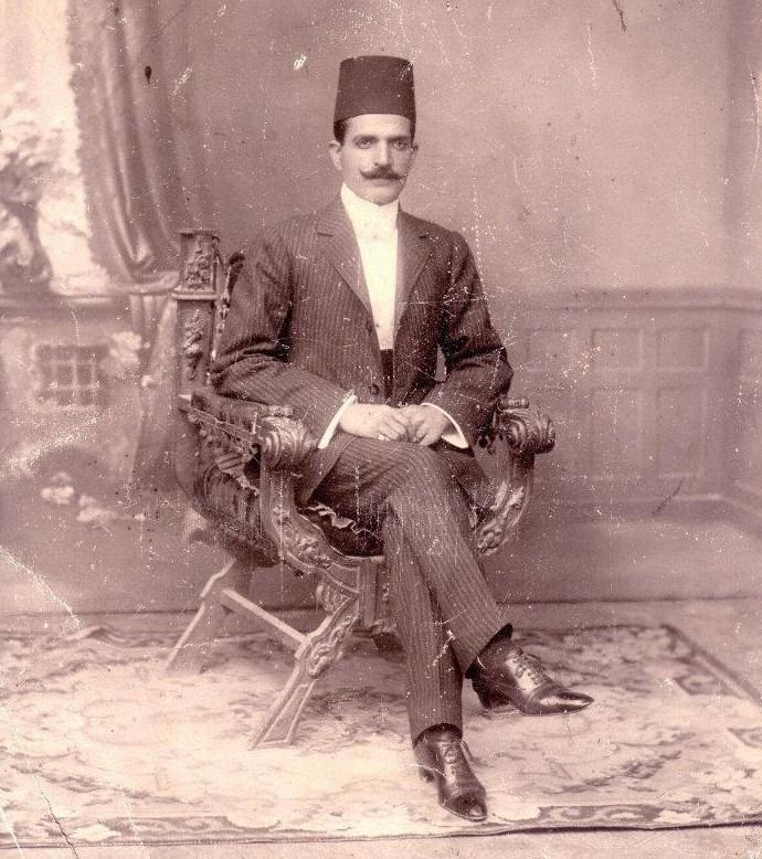 Alhaji Umar ibn Abu Pasha