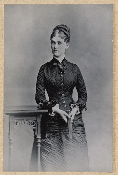 Miss Eurydice Beatrice Crispin