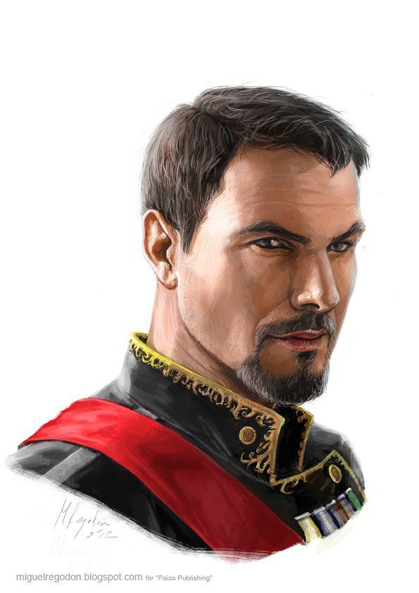 Captain Rutger Alaric