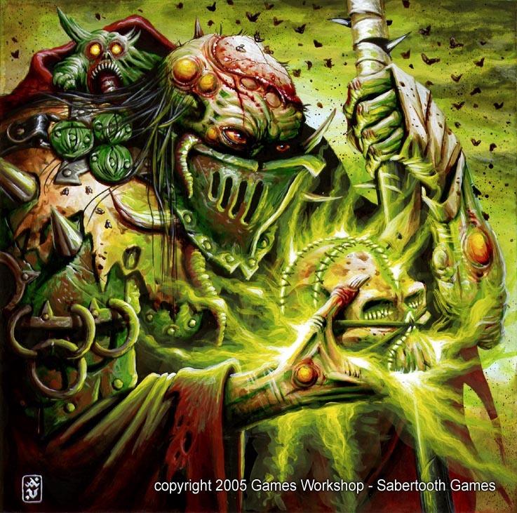 Deathmaster Gerge