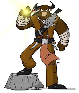 Kraxus Quickblade