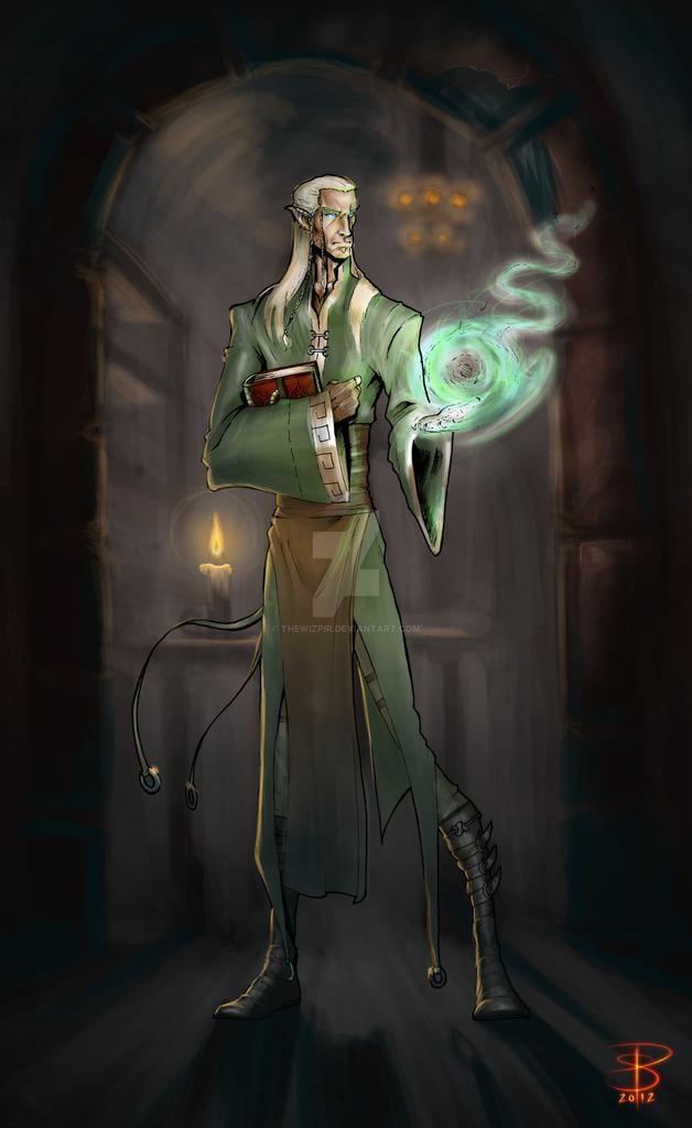 Niloshis Quietwalker
