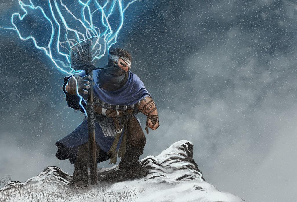 Rurik Thunderson
