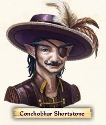 Conchobar Turlach Shortstone