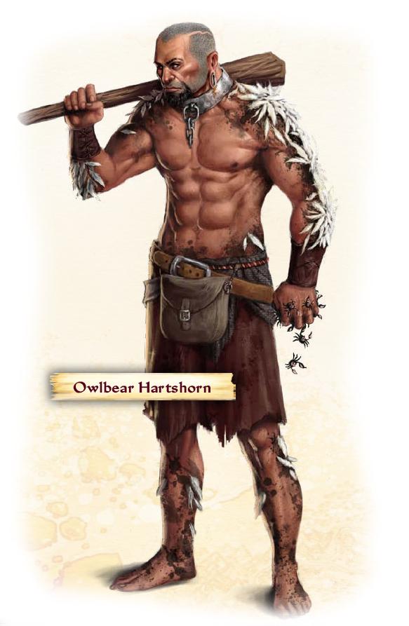 """Ours-Hibou"" Hartshorn"