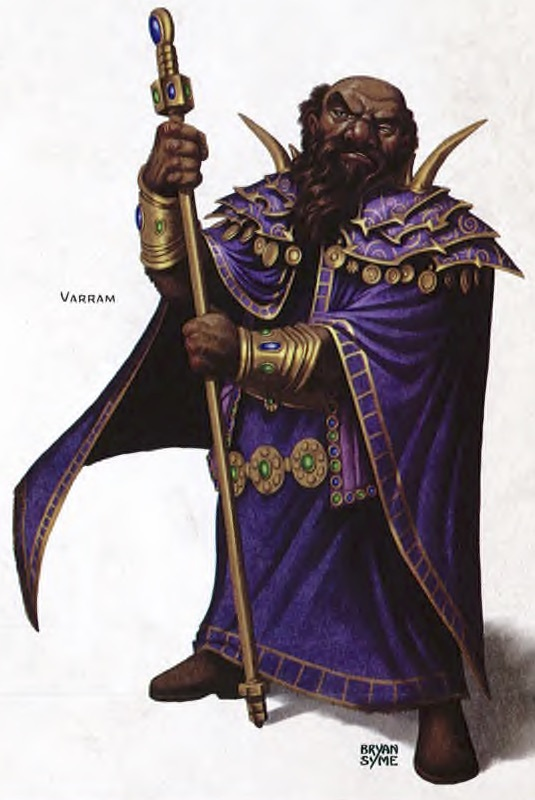 Varram the White