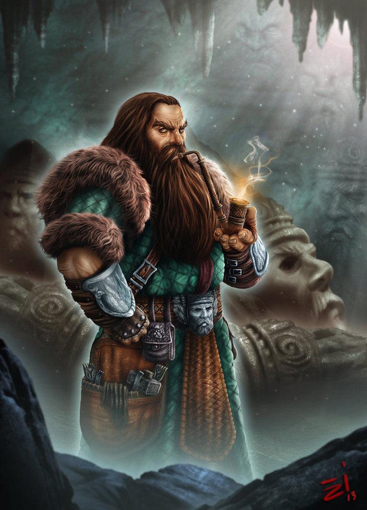 Gandar Stormhammer