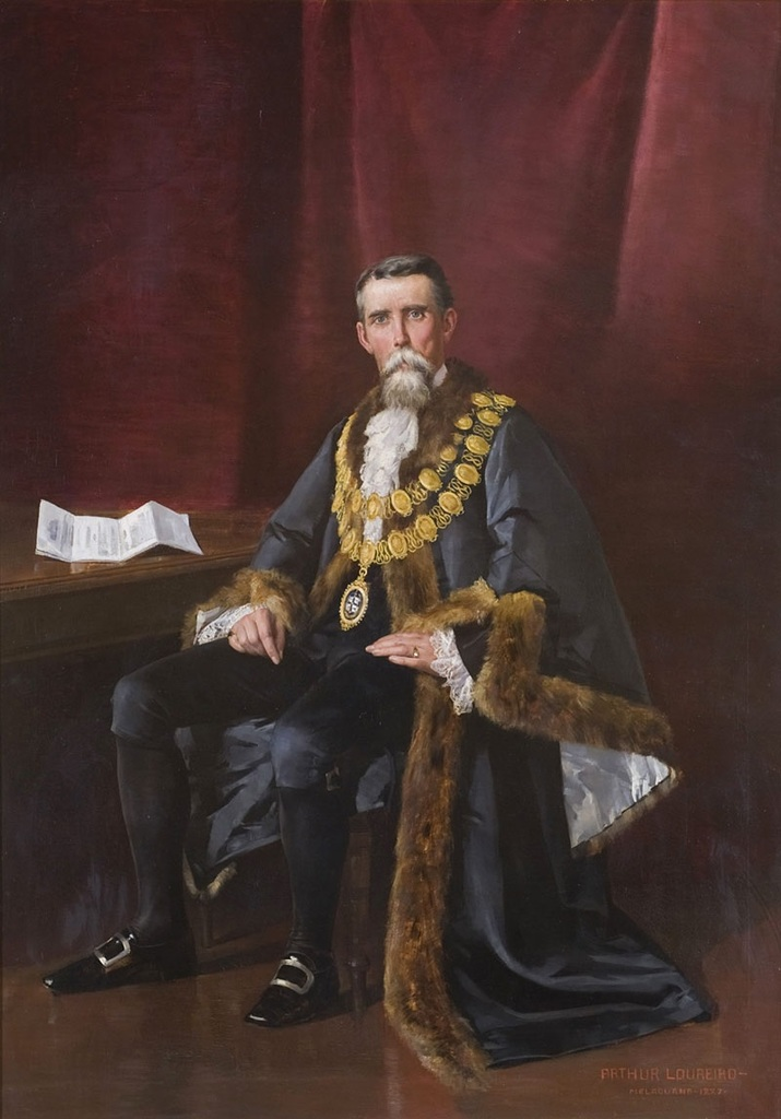 Lord Mayor Killian Gluck