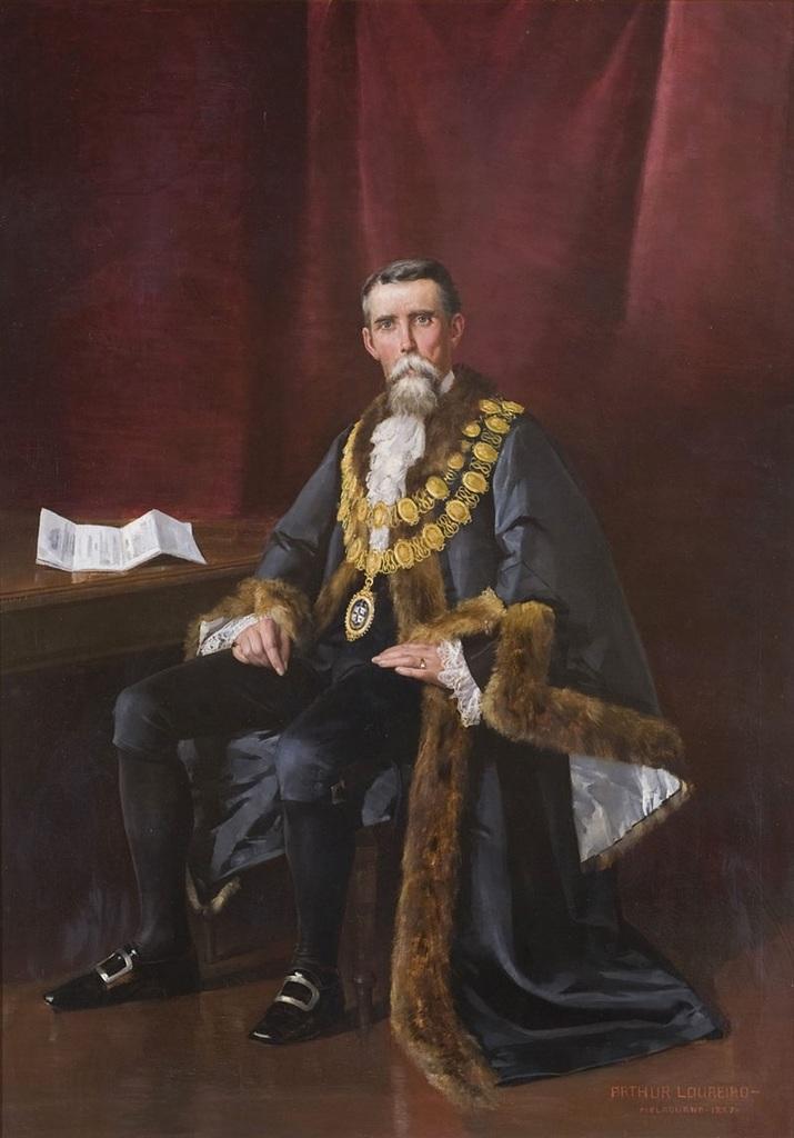 Lord Mayor Killian Gluck