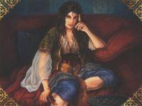Eda Ishan of House of Dahab