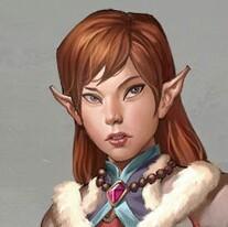 Elirya Moonshadow, Baroness