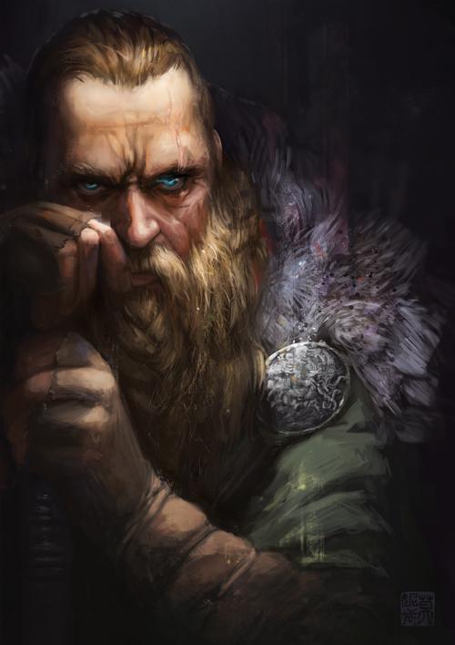 King Hrothgar