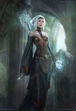 Ilyena of Sylvanesti