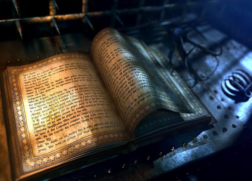 Savaşçılar için Büyü kitabı