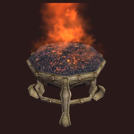Brazier of Commanding Fire Elementals