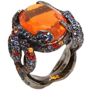 Ring of Elemental Attunement (Fire)