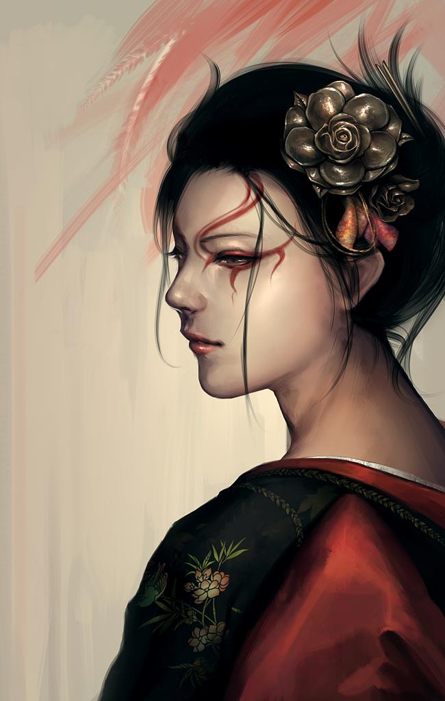 Kuni Sayuri (Deceased)