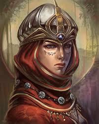 Agatha Onesti, Cleric of Paladine