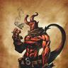 """Ron """"Hellboy"""" Bruttenholm"""