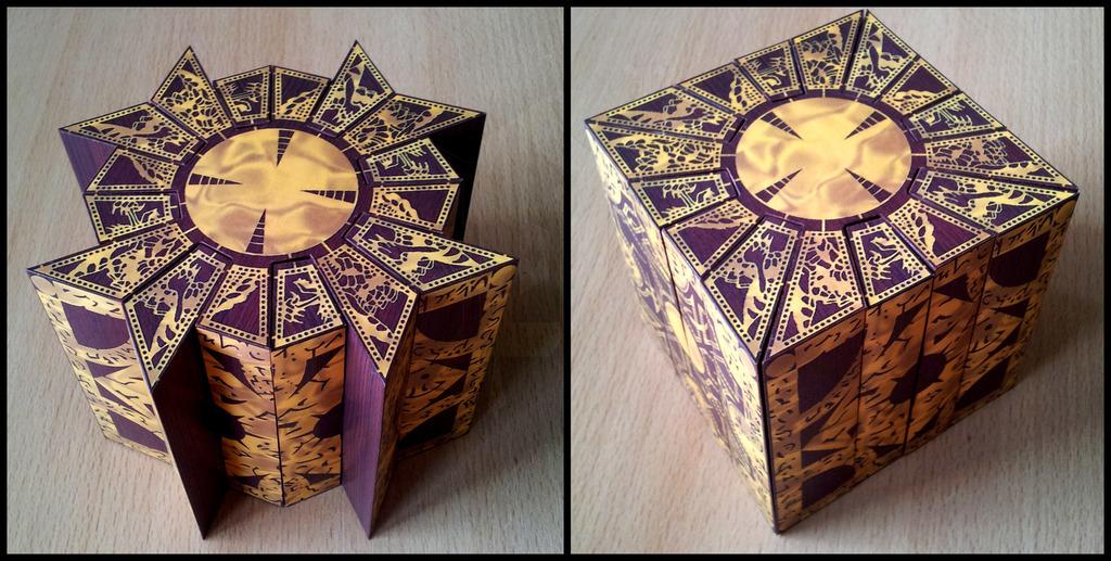 Loren Owen's Puzzle Box