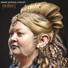 kuningatar Merlwen Kultahalssi