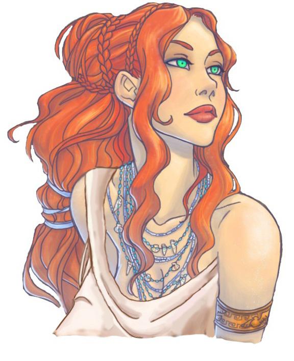 Ginger (Valkira Bonehomme)