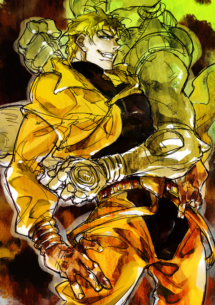Dio Brando (Gestalt 20PB) | Random characters collection