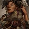 Nura Gray Wolf