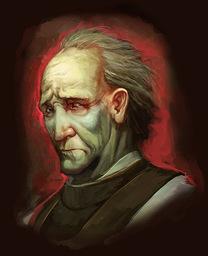 Danovich, the Fallen Priest