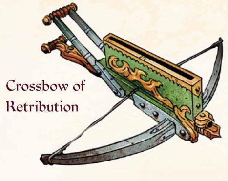 Crossbow of Retribution