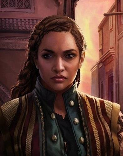 Allyria of Myr