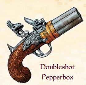 Doubleshot Pepperbox