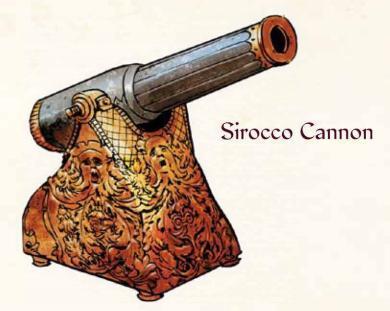 Sirocco Cannon