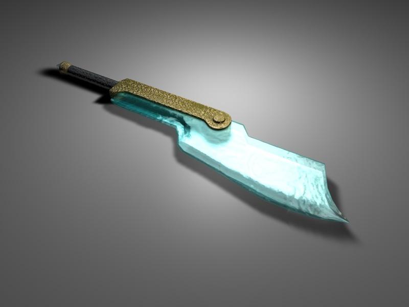 "Keth ""The Betrayer"" Shard Sword"